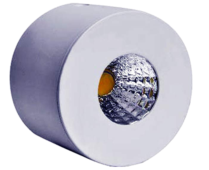 LED Round COB Open 192-3 3W