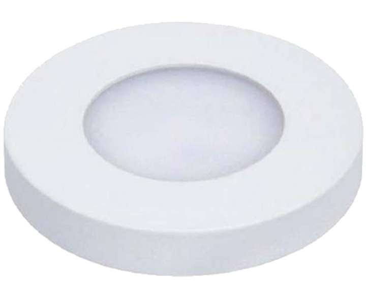 LED Round Slim Panel Open 869A-3 3W