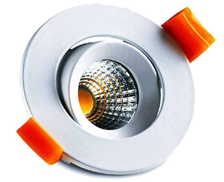 LED Round Twist COB 09-38 9W