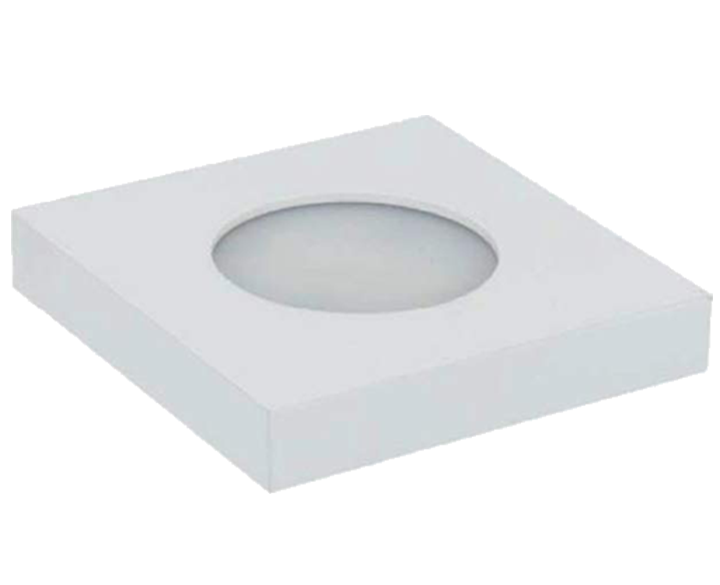 LED Square Slim Panel Open 869A-3 3W