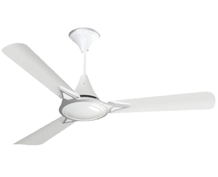 Ceiling Fan Avancer Silver White