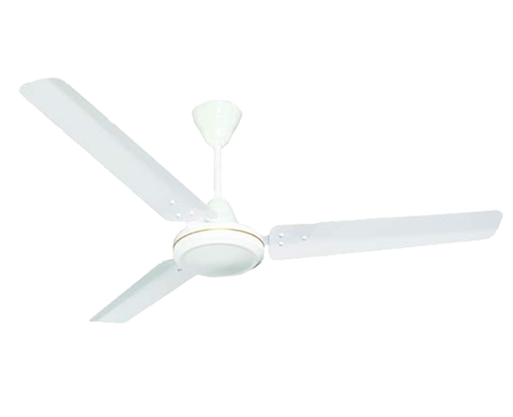Ceiling Fan Reviera Hi Speed White
