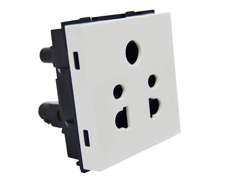 2 In 1 Socket 6A