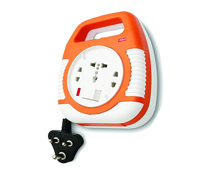 Extension Cord 3 pin 4mtr