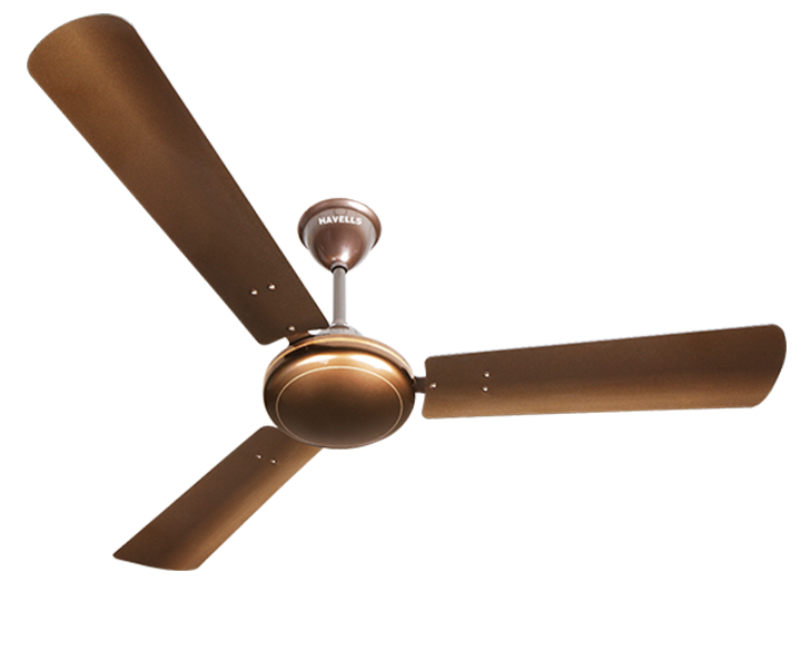 Ceiling Fan SS 390 Metallic Pearl Brown