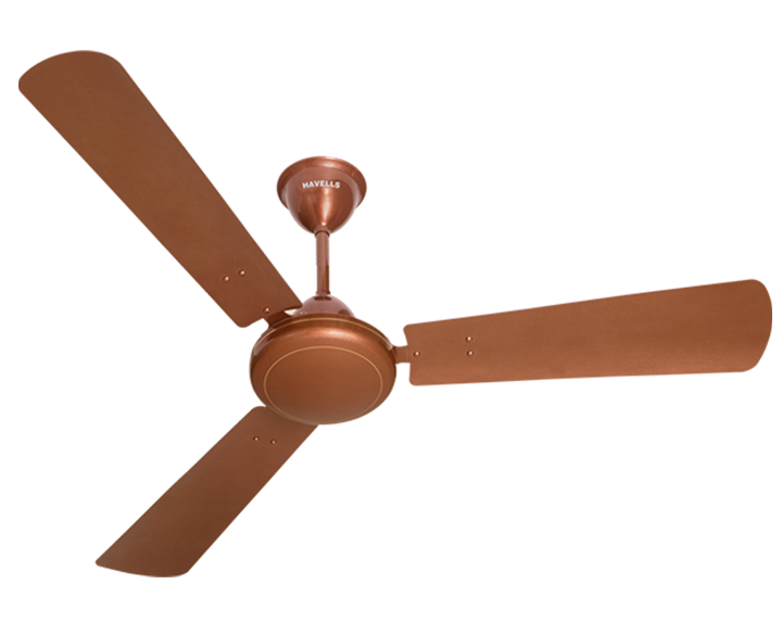 Ceiling Fan SS 390 Metallic Sparkle Brown