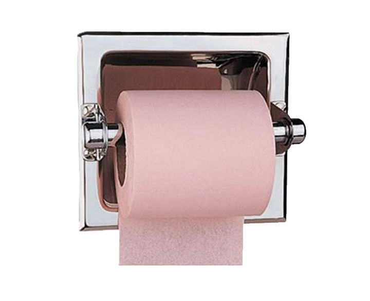 Toilet Paper Holder Recessed Type AHS-CHR-1551