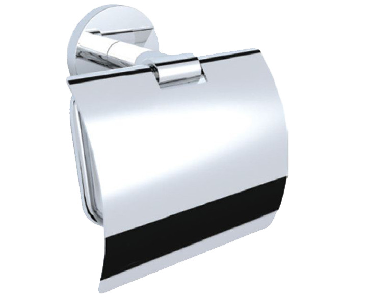 Toilet Roll Holder with Flap ACN-CHR-1153N
