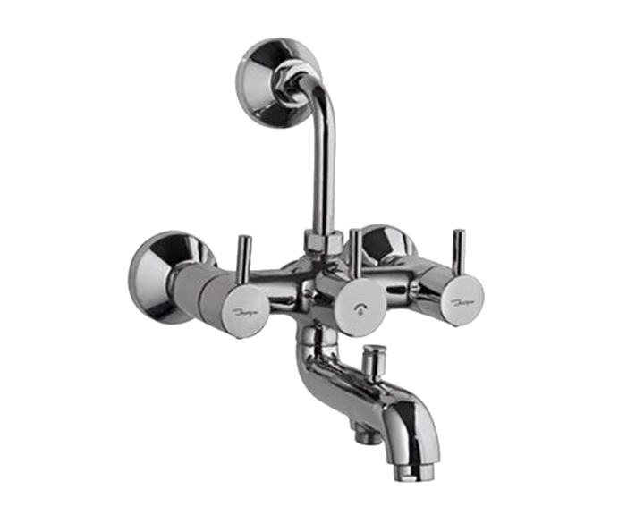 Wall Mixer 3-in-1 System FLR-CHR-5281N