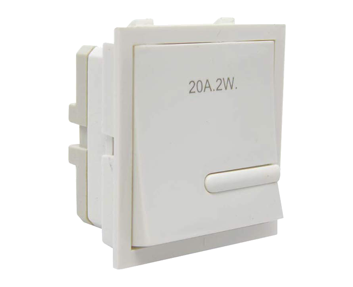 2 Way Switch 20A with Indicator Mega