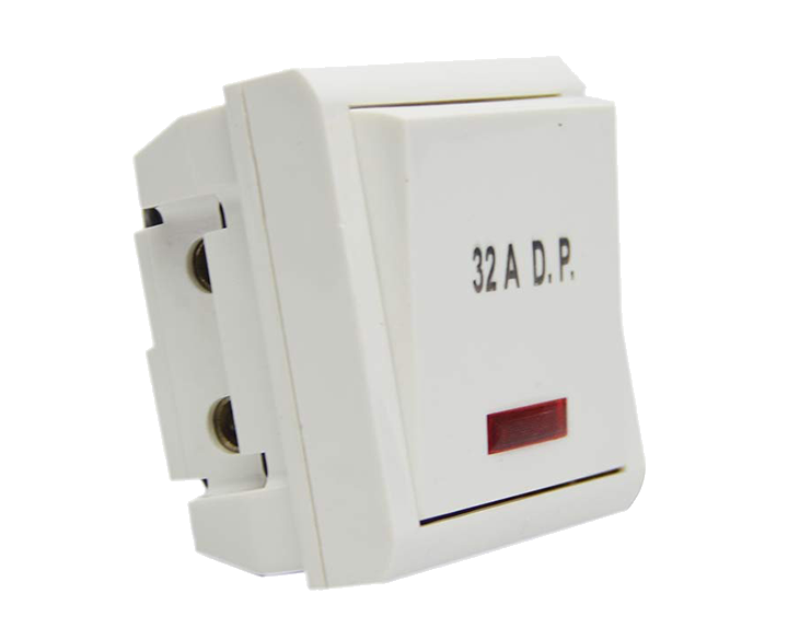DP Switch 32A with Indicator