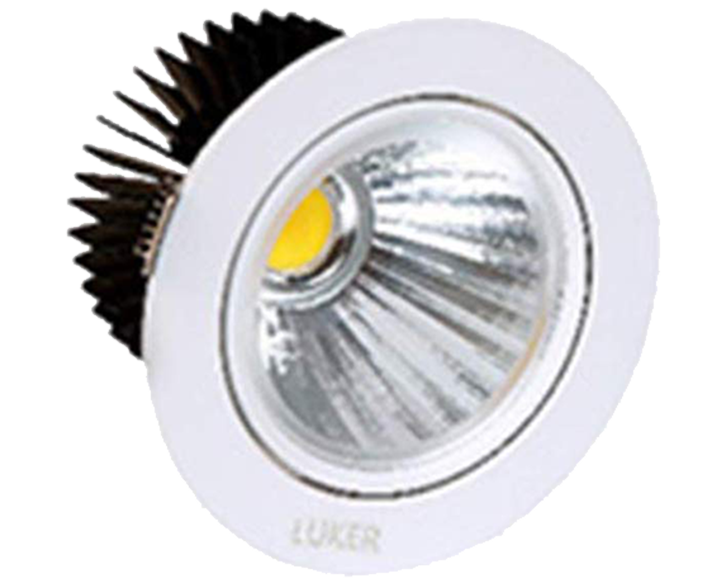 LED Round Twist COB LCOBR4 4W