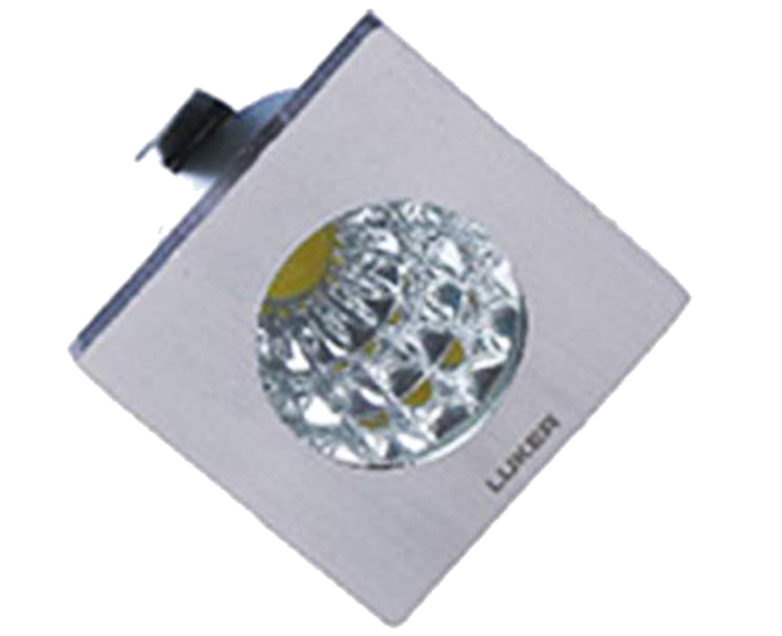 LED Square COB LSCR1 1W