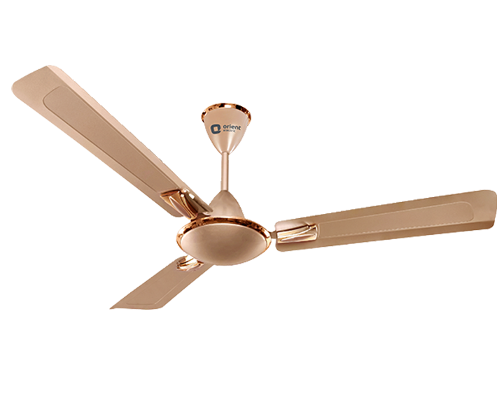 Ceiling Fan Gratia Topaz Gold Metalic Copper