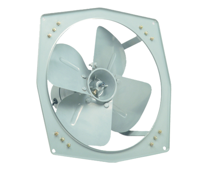 Exhaust Fan Power Flow